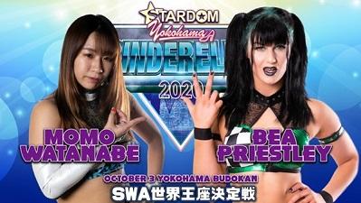Bea Priestley vs. Momo Watanabe