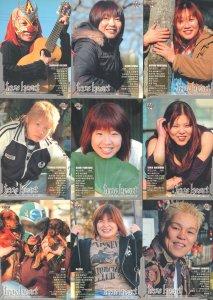 2006 True Heart Base Set #1