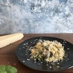 IP Chicken and Mushroom Orzotto