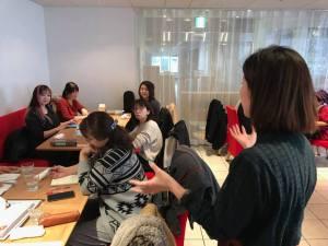 3/23(金)第5回 悩み解消!ハンドメイド作家・講師のためのお茶会