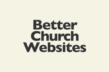 Better Church Websites