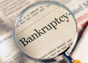 Reason in buying life insurance with living benefits to help bankruptcy.
