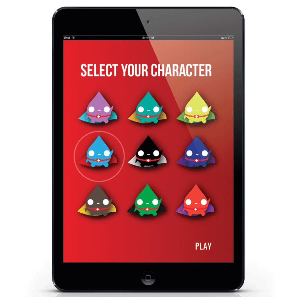 Choose-your-Character-