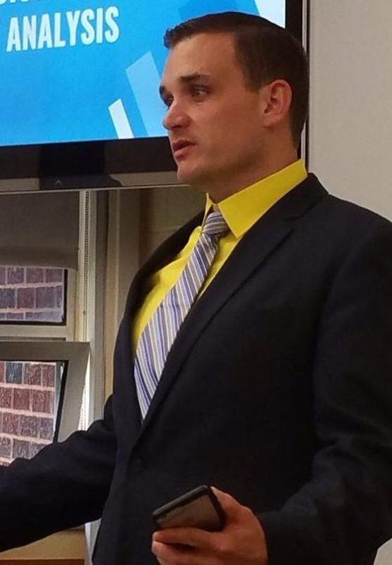 Joshua Sauer, MPA