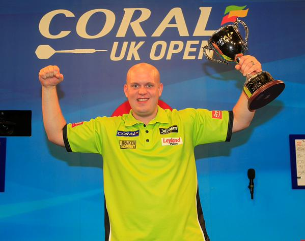 MvG UK Open