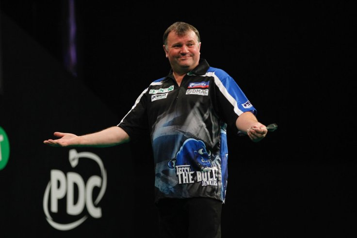 Terry Jenkins return
