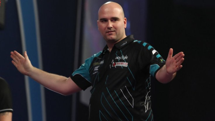 Rob Cross 2018