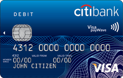 Citibank plus travel card