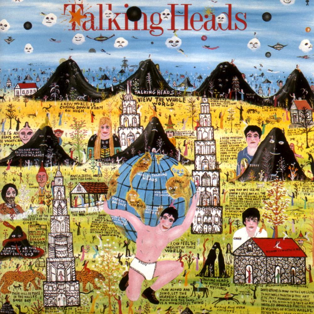 """Little Creatures"" by Talking Heads Week 2"