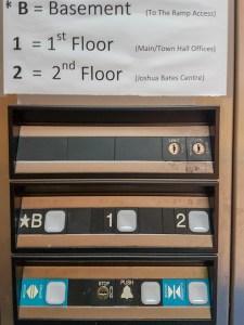 Elevator to JBC