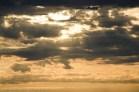 The Golden sky