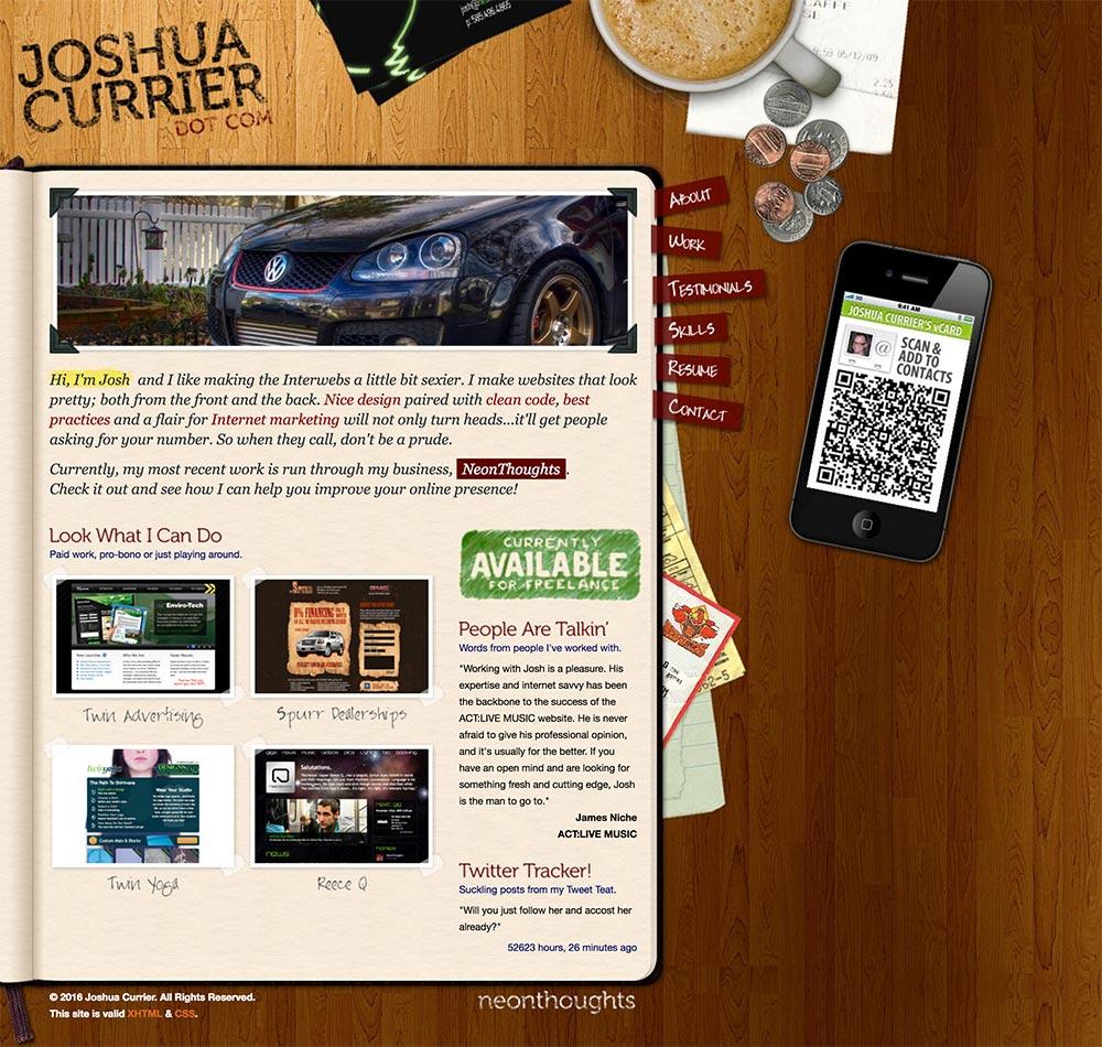 Joshua Currier v3