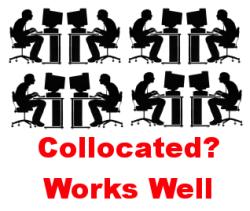 Collocated Team