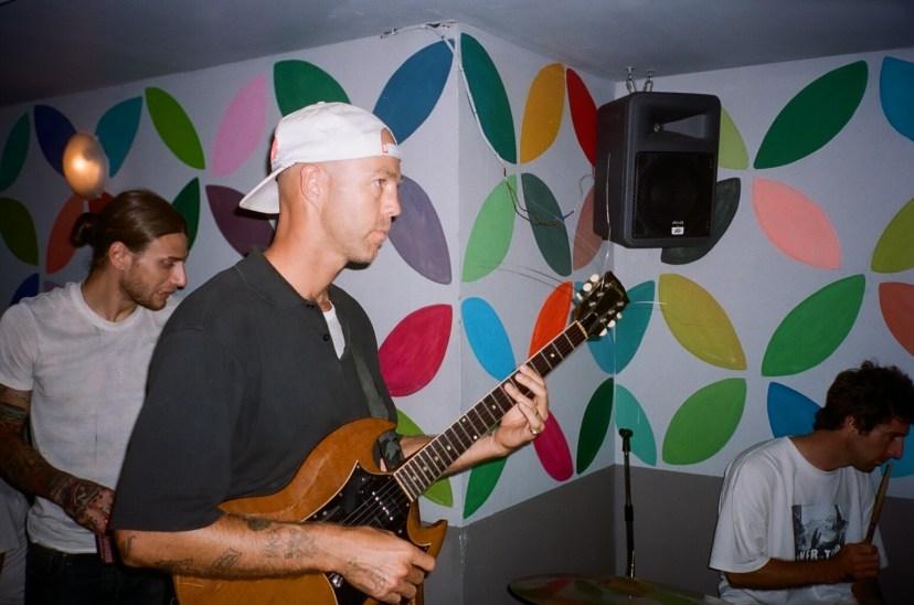 Andrew Reynolds Guitar