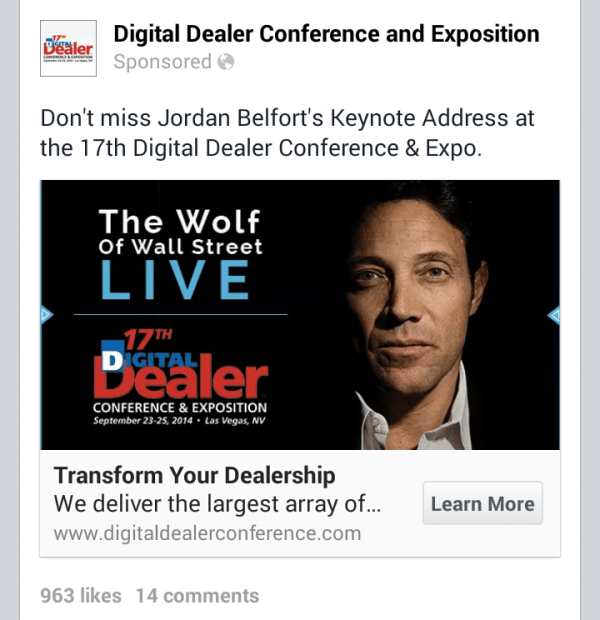 wolf of digital dealer