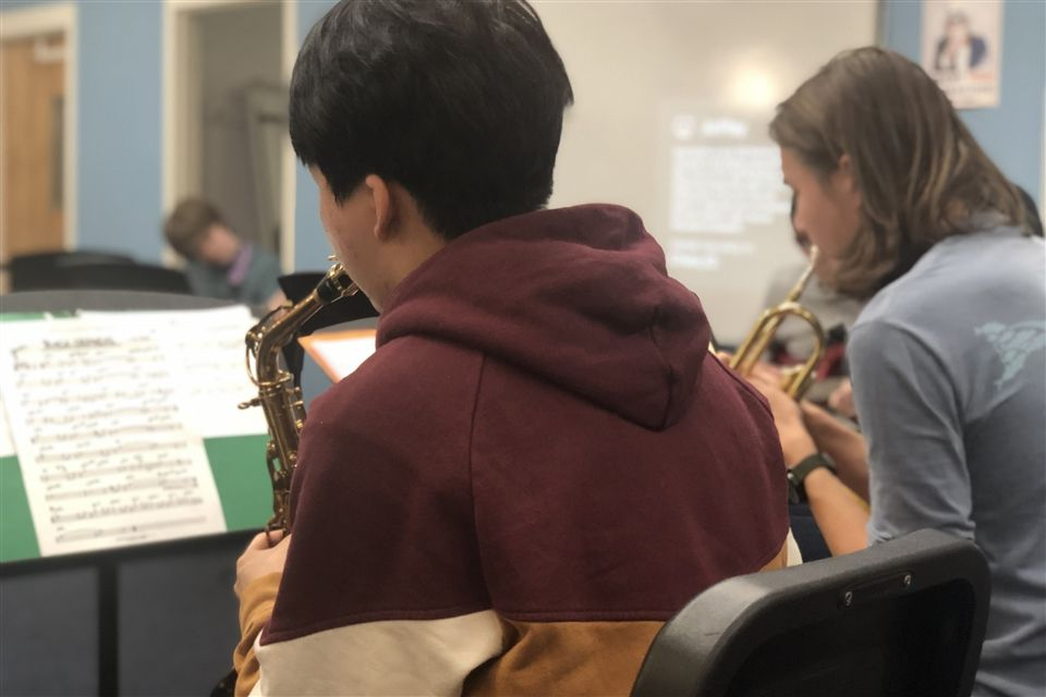 In the Classroom: Exploring Voice Through Music