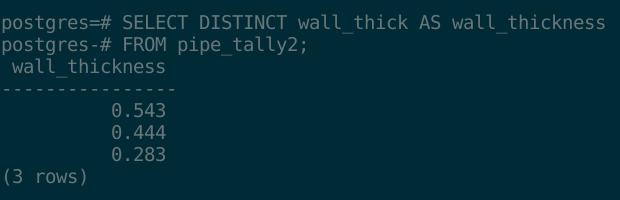 select_distinct