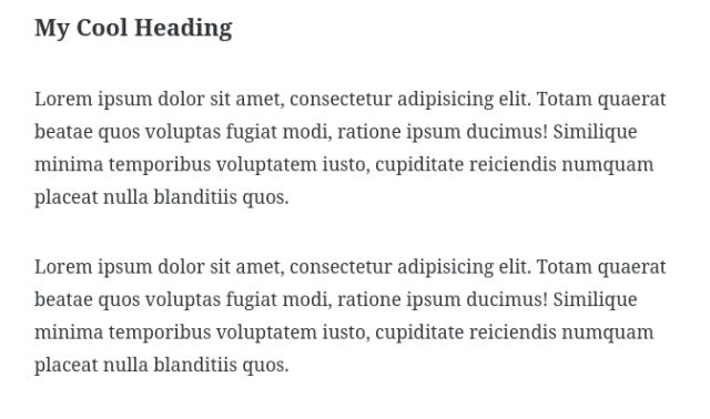blog-post-heading-and-paragraphs-in-WordPress-Gutenberg