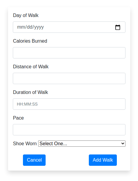 web form created with CodeIgniter form helper methods