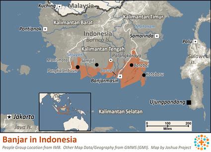 Banjar In Indonesia Joshua Project