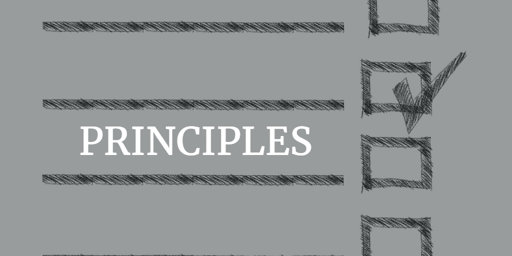 Principles: 10 Imperatives for the Good Life