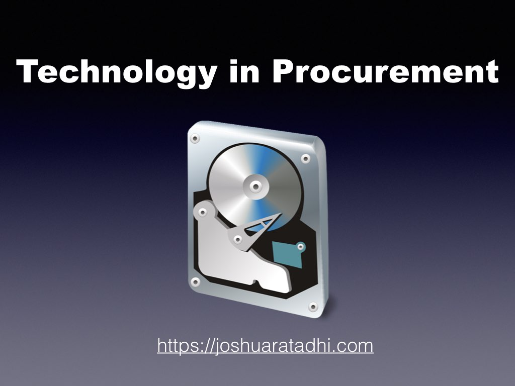 Technology In Procurement.001