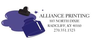 More about Alliance Printing
