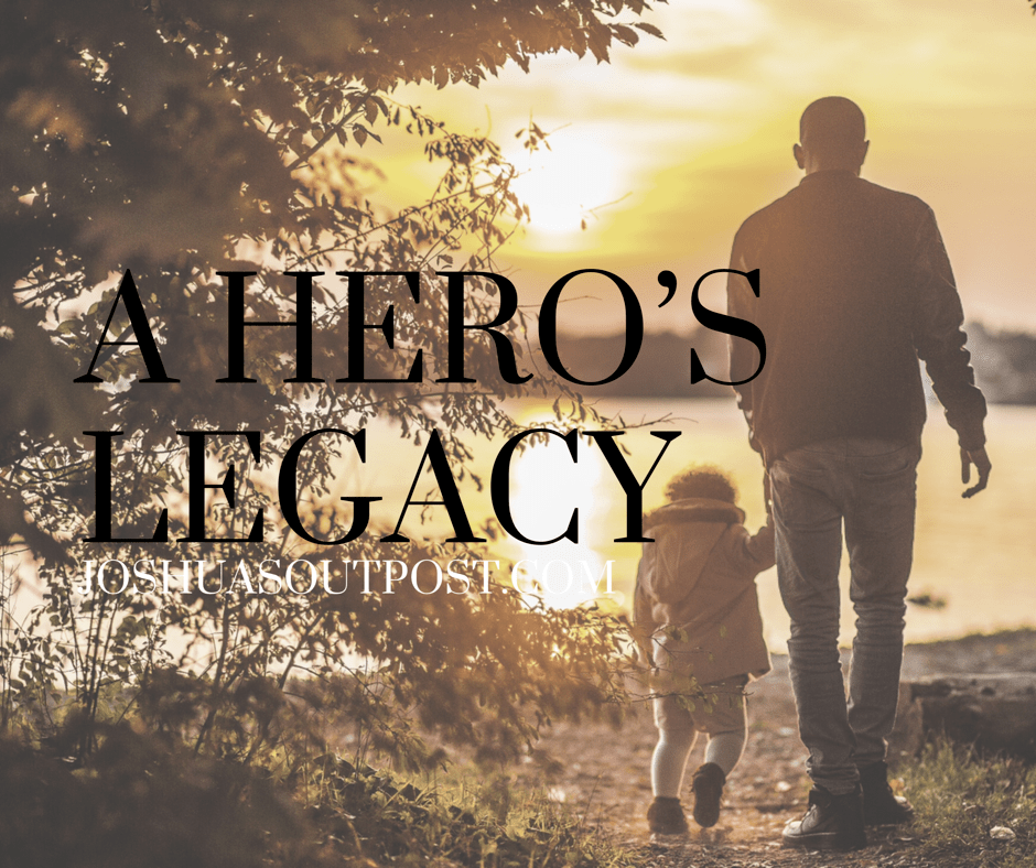 A Hero S Legacy - slidesharedocs