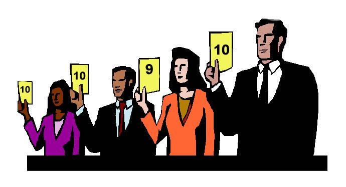 judge scores