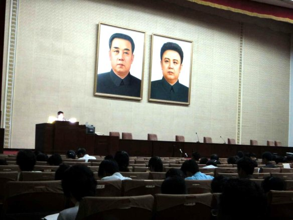 Grand People's Study House in Pyongyang (11)