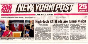 Submedia PATH launch -- Post