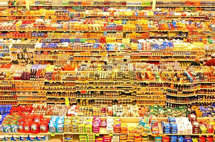 Supermarket Aisles