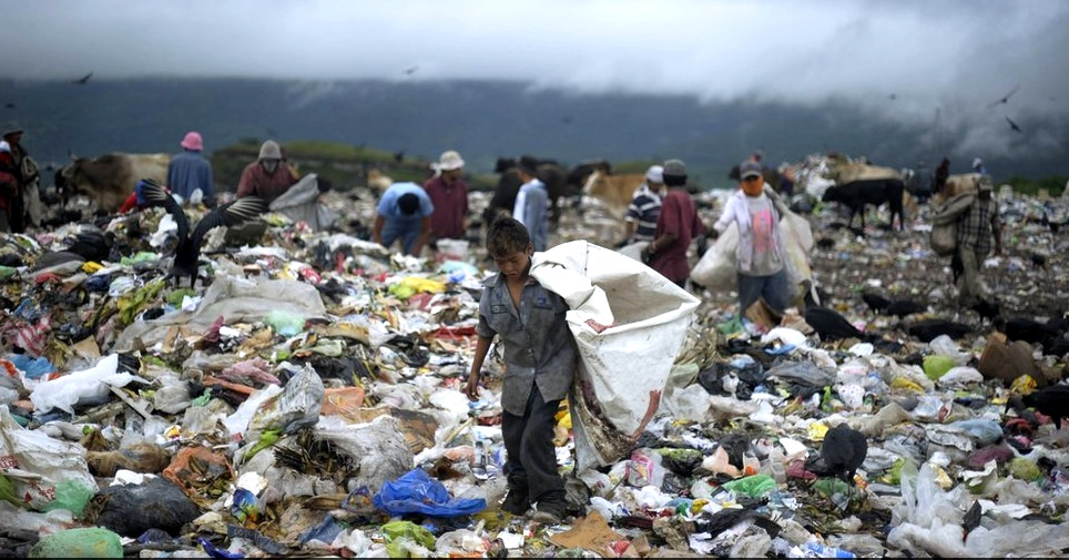 The Great Pacific Garbage Patch And The World We Live In