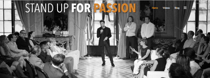 Stand Up For Passion