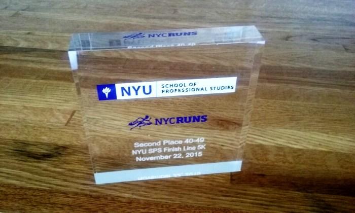 SPS 5k award