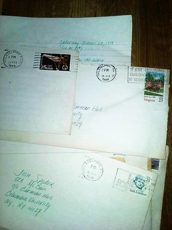 1989 letters