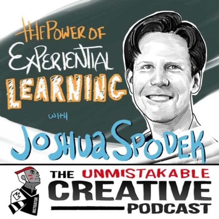 Joshua Spodek Unmistakable Creative