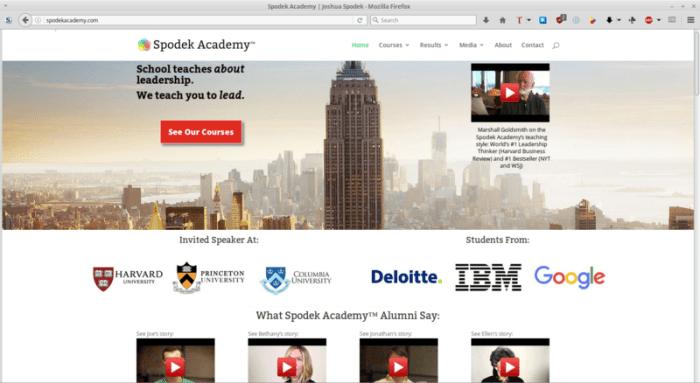 Spodek Academy