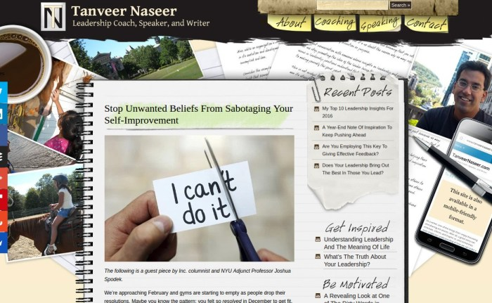 Tanveer Naseer Screenshot