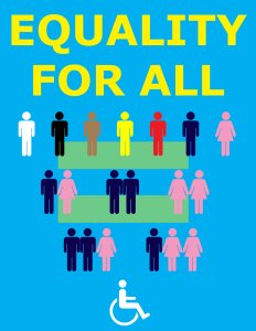 Equality for all or not?