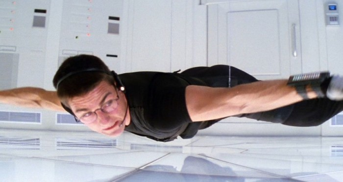 Mission Impossible Ethan Hunt