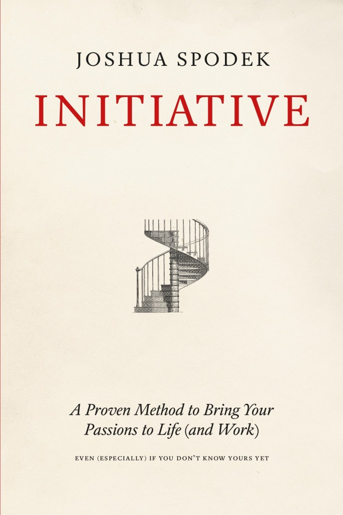 Initiative cover front