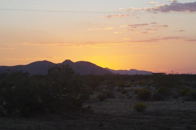 sunset bruce web