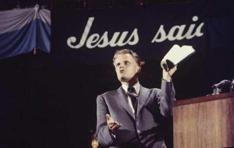 Billy Graham Jesus Said
