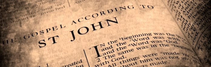 Bible New Testament St. John