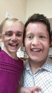 Face Swap with my daughter!