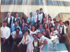 The K-Town Crew at Ann & Steve's Wedding