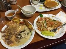 Thai Food for Dinner