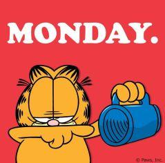Monday. Blue Monday.