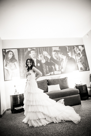 Gansevoort Hotel, NYC Meatpacking Wedding Pictures by Josh Wong Photography